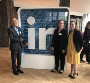 Une apprentie à Dublin – 6 septembre – Linkedin